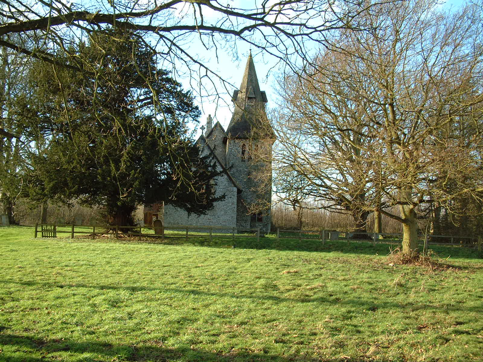 Wychling Church