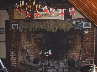 The Inglenook Fire Place